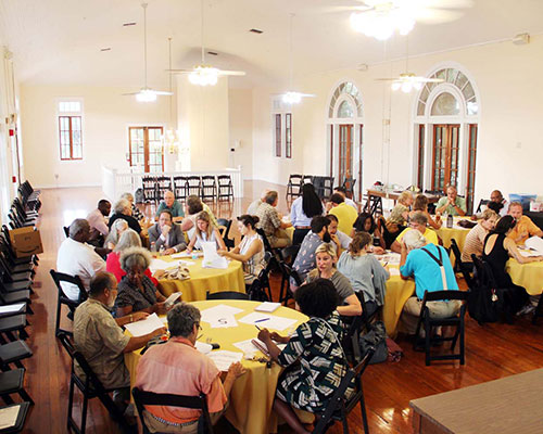 HANO & ITEX Group Hosts Community Meeting to Discuss New Mixed Income Housing Community in Bywater (July 8, 2019)