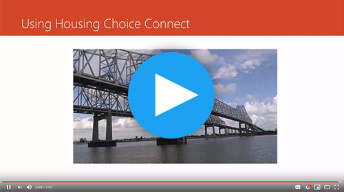 HANO Housing Choice Connect: Landlords Using HCC