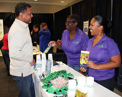 HANO Participates in Dillard University's 13th Annual Housing, Health, and Community Resources Fair (October 26, 2019)